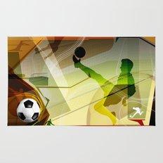 Soccer Rug