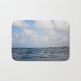 Panama City Beach Bath Mat