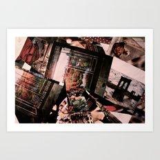 Camera Obscura Art Print
