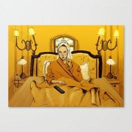 Hotel Chvalier Canvas Print