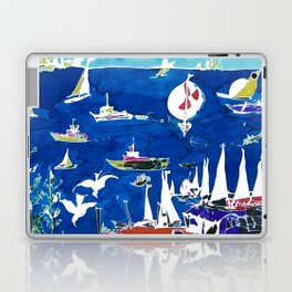 The Marina, Southport, AUSTRALIA        by Kay Lipton Laptop & iPad Skin