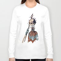 native Long Sleeve T-shirts featuring Native  by PAFF