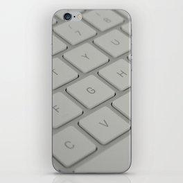 Keyboard iPhone Skin