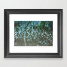 Dewy Framed Art Print