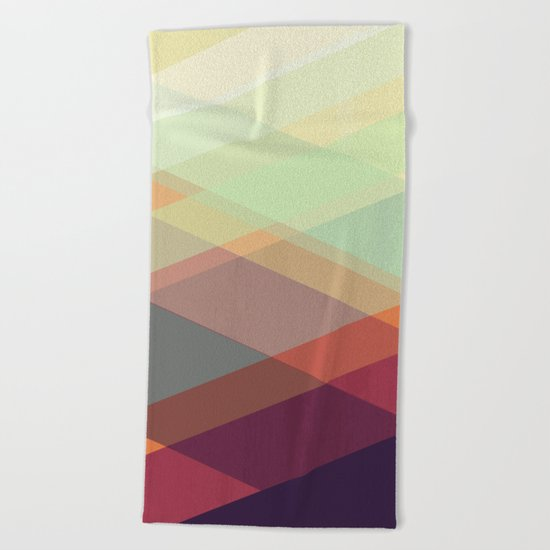 Vector Beach Towel