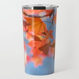 Fall Foilage Travel Mug
