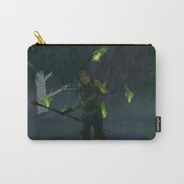 Searching Carry-All Pouch