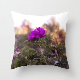 Rosehip  Throw Pillow