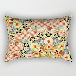 Bijoux Carousel Plaid Rectangular Pillow