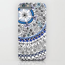 Feelin' Groovy iPhone Case