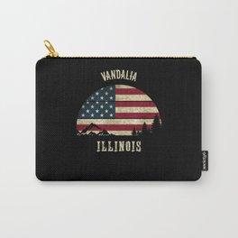 Vandalia Illinois Carry-All Pouch