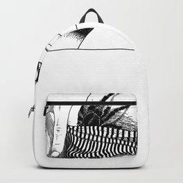 asc 472 - L'heure du repas (Feeding time) Backpack