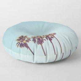 Vacation Feelings Floor Pillow