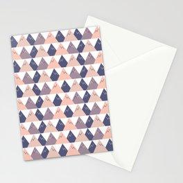 Mod Mountains v.2 Stationery Cards