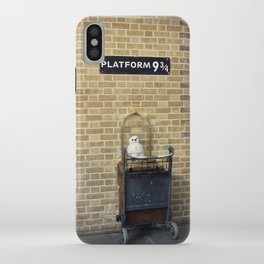Platform 9 3/4  iPhone Case