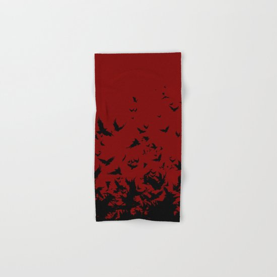 An Unkindness of Ravens Hand & Bath Towel