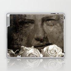 ROSE - vintage version Laptop & iPad Skin