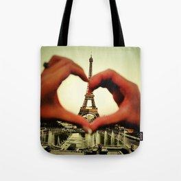 Je t'adore Tote Bag