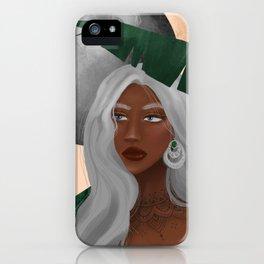 High Priestess iPhone Case