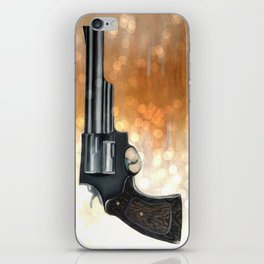 Bubble Gun iPhone Skin