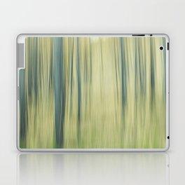 Pure woods blur Laptop & iPad Skin