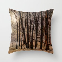 To My Tree Throw Pillow