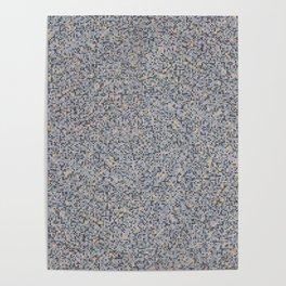 Mosaic Tile Pattern Poster