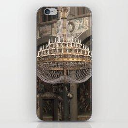 The Ballroom - Florence - Tuscany iPhone Skin