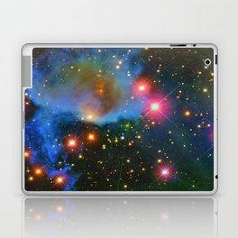 A Nebula showing off its colors Laptop & iPad Skin