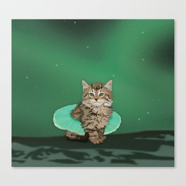 Glamourpuss Canvas Print