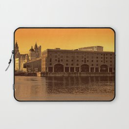 Albert Dock, Liverpool Laptop Sleeve
