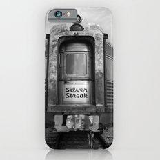 Silver Streak iPhone 6 Slim Case