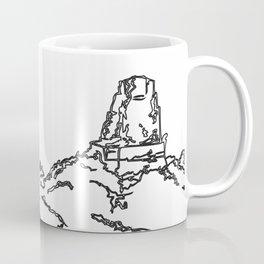 From Whence He Came Coffee Mug