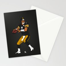 Big Ben - Steelers QB Stationery Cards