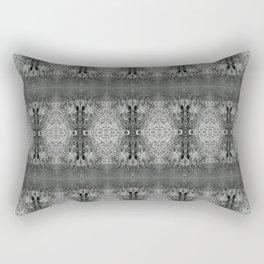 CharcolSnow Rectangular Pillow