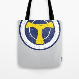 Taskmaster - Shield Skills Tote Bag