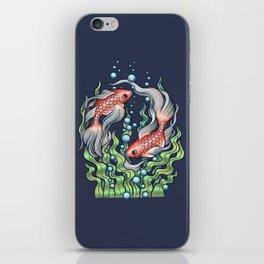 Golden Fish 3 iPhone Skin