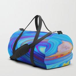 Soap Bubble 5 Duffle Bag
