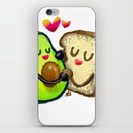 Avocado Toast iPhone Skin