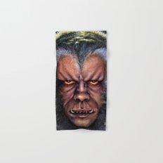The Werewolf Curse Hand & Bath Towel