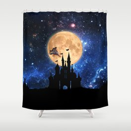 ARABIAN NIGHT Shower Curtain