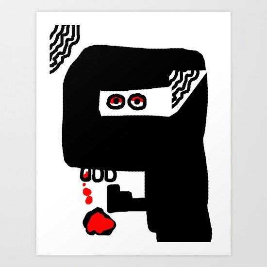 The Hangover Art Print