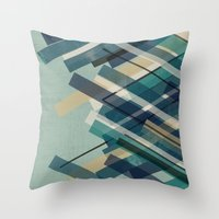 chaos Throw Pillows featuring chaos by Kakel