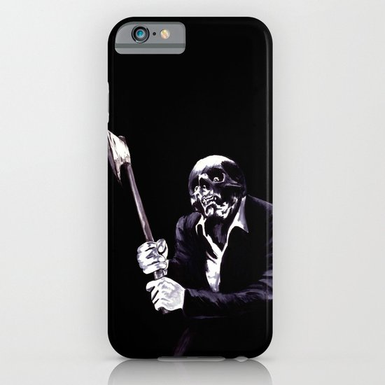 Bastard's Got A Hatchet  iPhone & iPod Case
