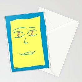 bad taste 1 Stationery Cards