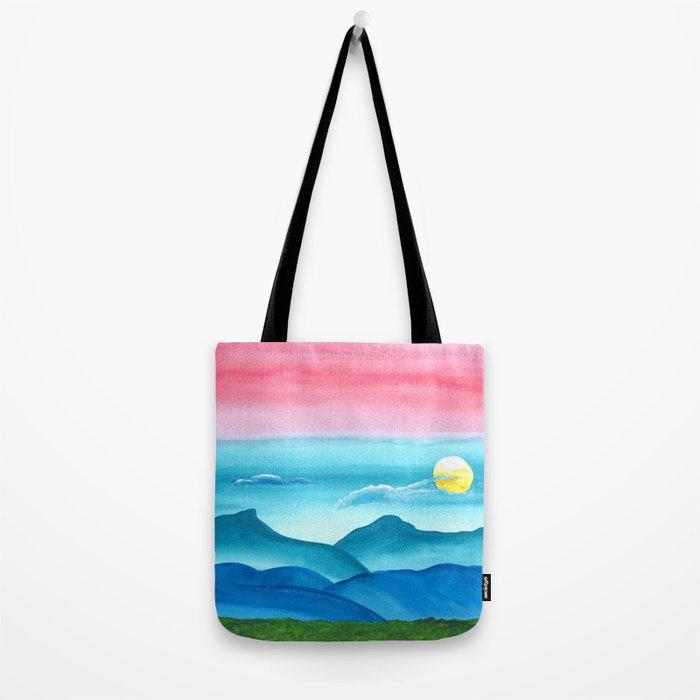 Autumn Moon Festival Tote Bag