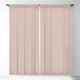 VA Rosy Mauve Pink / Blushing Bride Pink / Cathedral Morning Pink Colors of the year 2019 Blackout Curtain