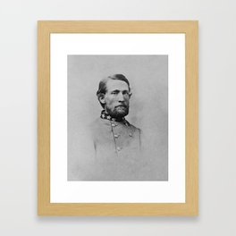 Colonel John S. Mosby Framed Art Print
