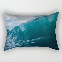 Tidal Rectangular Pillow