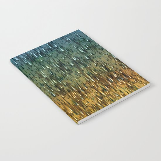 Raining Forest / Autumn 16-10-16 Notebook
